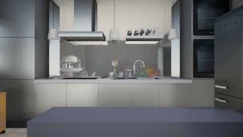 vfv - Kitchen - by marianaestefania