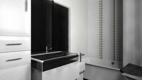 Salle de bain - Modern - Bathroom - by heosua