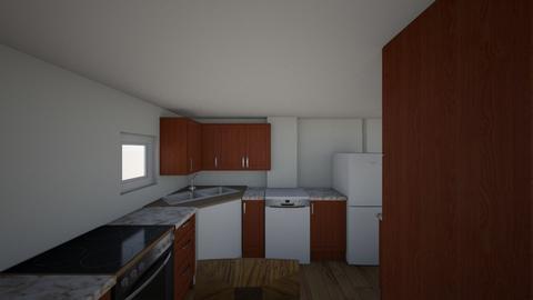 kuhinja 3 - Kitchen - by ddaca