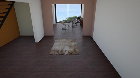 basselier - Living room - by KanitaM
