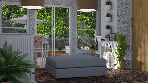 Garden template - Country - Garden - by Sue Bonstra
