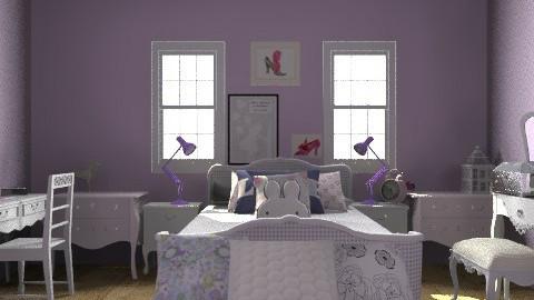 little girls bedroom - Classic - Kids room - by emma12