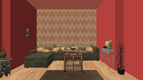 lili - Modern - Living room - by Lili Simonyai