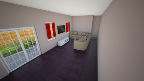 Luxery Suite - by CaptainBenderman