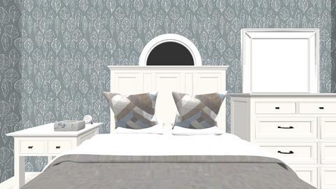 Modern Bedroom - Modern - Bedroom - by solomonrt