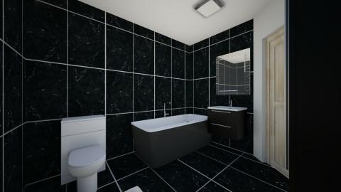 bathroom - Bathroom - by alexxx97