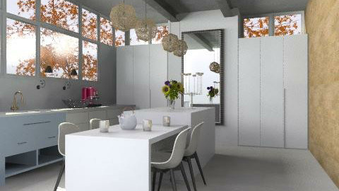 TJ's Kitchen - Modern - Kitchen - by 3rdfloor
