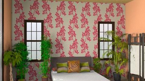moroccan bedroom - Rustic - Bedroom - by SarahLou