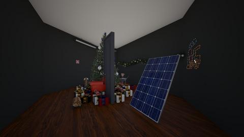 merry jesus mass - Modern - Living room - by BadManEamon