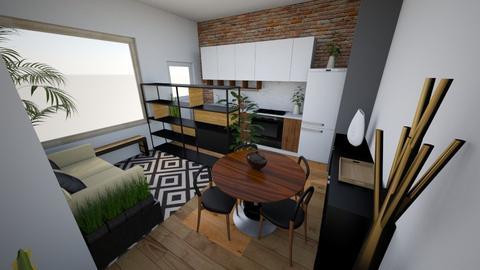 Sala frente 2 - Living room - by picroger