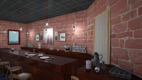 Cozy Cafe - by pechaberry