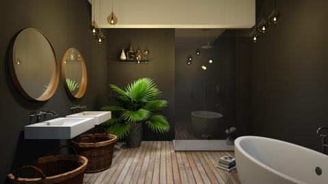 badkamer - Vintage - Bathroom - by BFactor