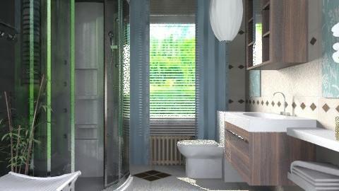 Carmend70 Bath - Eclectic - Bathroom - by channing4