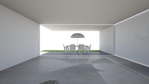 Gelijkvloers Plan C - Living room - by pixie_16