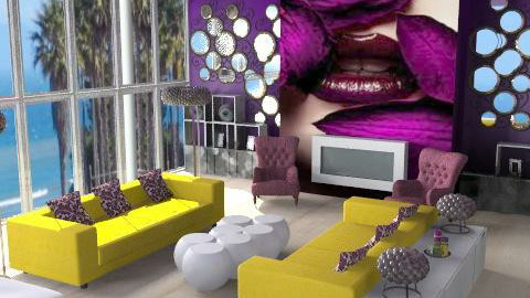 its her time!!!! - Glamour - Living room - by thankgod