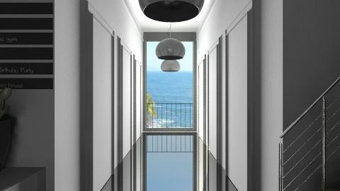 Hallway to hell - Modern - by Ivana J