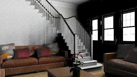 Antique - Vintage - Living room - by AmyMcGrane