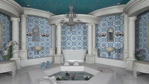 Turkish hamam - Bathroom - by XValidze
