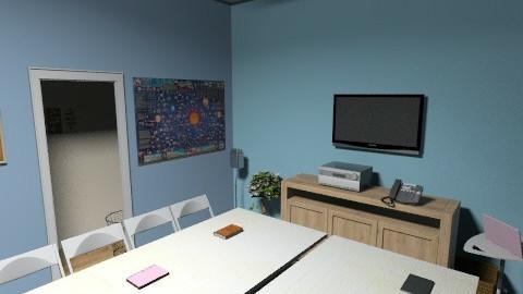 seminario 7d - Minimal - Office - by michaels