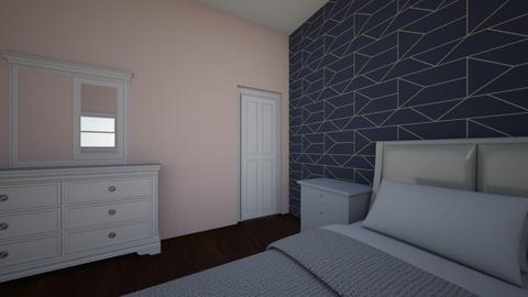 room - Bedroom - by SMGrecova