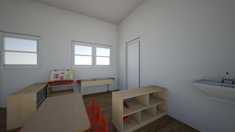 Preschool classroom - by KWTLGNFGETTUPPWKPGZPPYMGRGEZVXZ