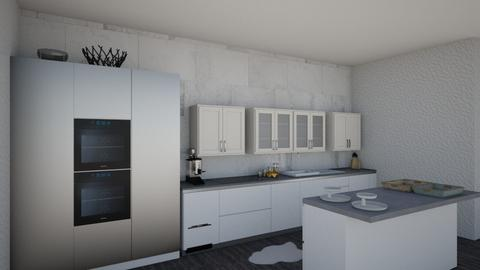 IP Artisan Kitchen - Kitchen - by sxabxi