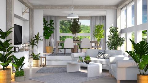 Jungle living - Modern - by sukica