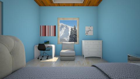 Shezas Room  - by rwaqar