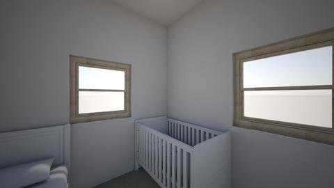 Natalies room - Minimal - Kids room - by Brea Scott