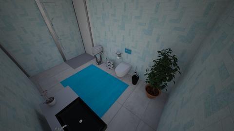 Jennifer Ramos bathroom - Kids room - by Teacher Tita