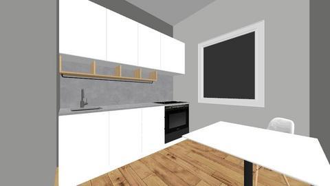 modern flat - by zscs