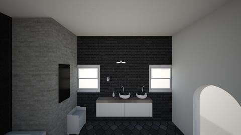 trash - Bathroom - by carla10lugo