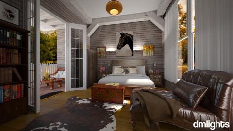 Quarto da fazenda - Bedroom - by Roberta Bela