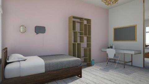 my room - Classic - Bedroom - by charlot van dam