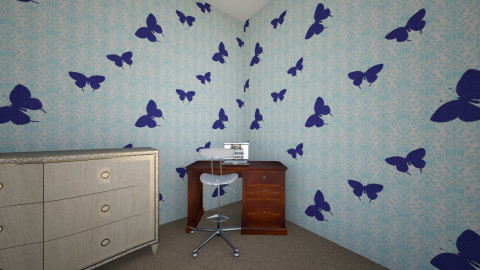 Bedroom - Bedroom - by Donkeycorn