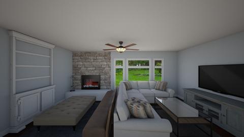 Mummert Living Room - Living room - by asm004