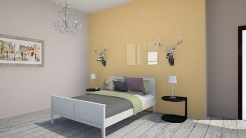 tt - Bedroom - by Vita Treice