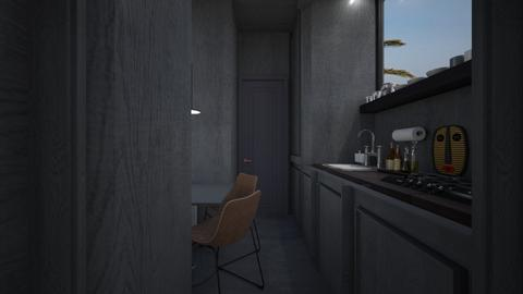 Casa302Kitchen - Feminine - Kitchen - by nickynunes