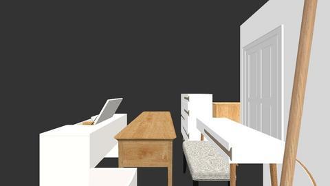 Main Bed Madecka - by harreee