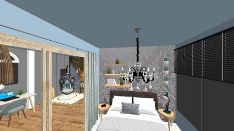 Slaapkamer Sanne kast - by Lokke Interieurstyling