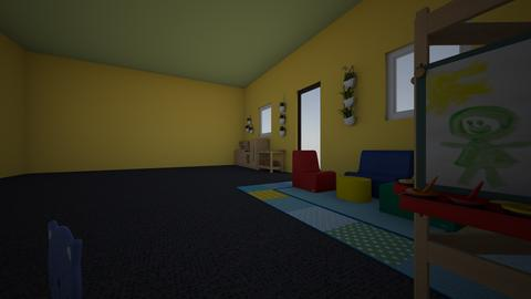 classroom - Kids room - by WXBKKJGEFRAECRWMREWYNRNZTWVQEVG