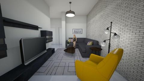 bill - Living room - by kostaskaragiannis