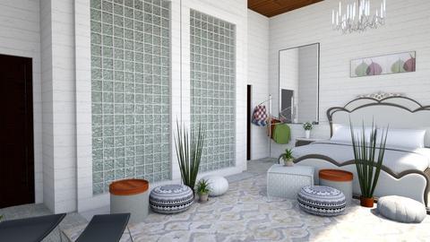 Pouf Lover - Modern - Bedroom - by millerfam
