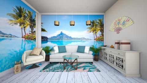 living room - Modern - Living room - by Alexa01