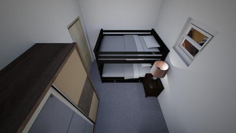Bedroom 1 - Living room - by Sally Haridi