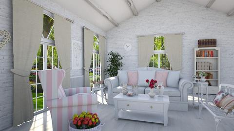 Shabby Chique - Living room - by seth96
