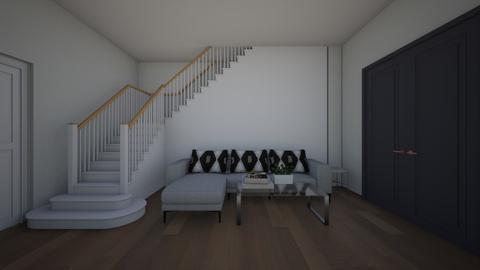 house 1 livin - Living room - by guyciara87
