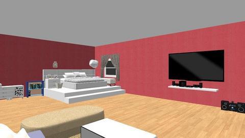 kiaar - Bedroom - by kiki123807