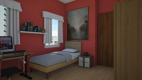Calm - Classic - Bedroom - by colorful_eye