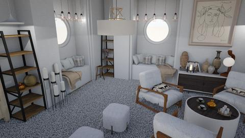 Villa Mediterraneo I - Modern - Living room - by Daria Marienko